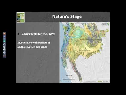 Conserving Nature's Stage (CNS): Terrestrial climate resilience