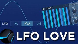 X-Trem - A powerful LFO Tool