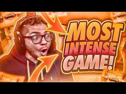 MOST INTENSE GAME EVER!! FORTNITE BATTLE ROYALE! *NEW DUO!?* SO MUCH LOOT! FORTNITE FUNNY GAMEPLAY