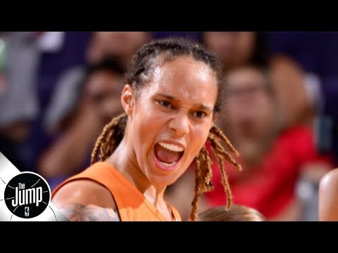 Brittney Griner calls out WNBA