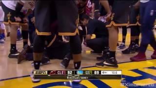 LeBron James On Game 3 vs Warriors | Media Day NBA Finals | June 6, 2017