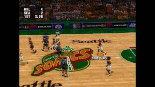 NBA Live 96 Playstation Classic Game