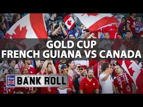 French Guiana vs Canada | CONCACAF Gold Cup '17 | Match Predictions