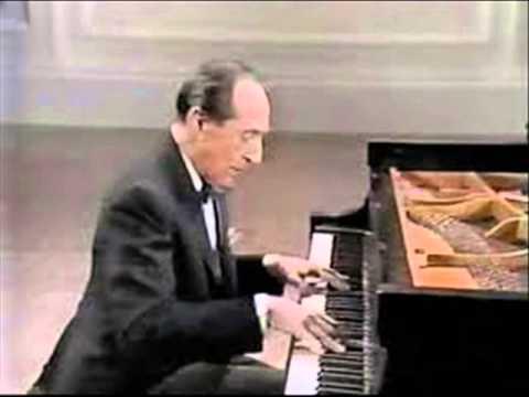 Liszt-Horowitz    Hungarian Rhapsody No 2     Horowitz  Rec 1953