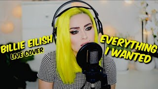 Billie Eilish - Everything I Wanted (Bianca Cover)