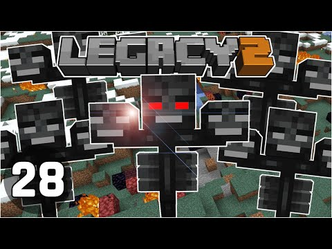 Battle for the World... At What Cost? - Legacy SMP 2: #28 | Minecraft 1.16 Multiplayer