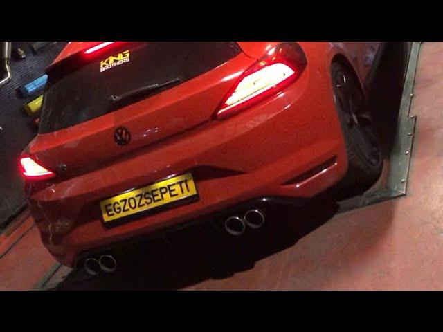 VW SCIROCCO 1.4 160 HP KUMANDALİ VAREX + YAZILIM