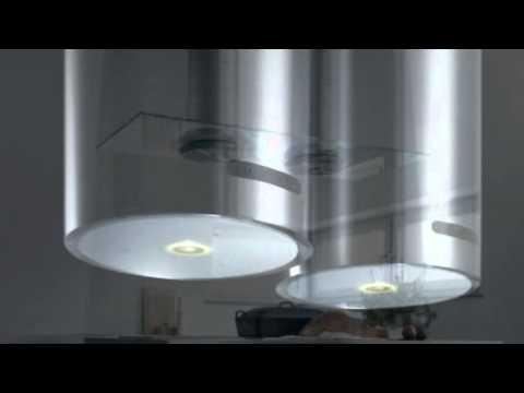 Campanas de cocina gutmann youtube - Campana de cosina ...