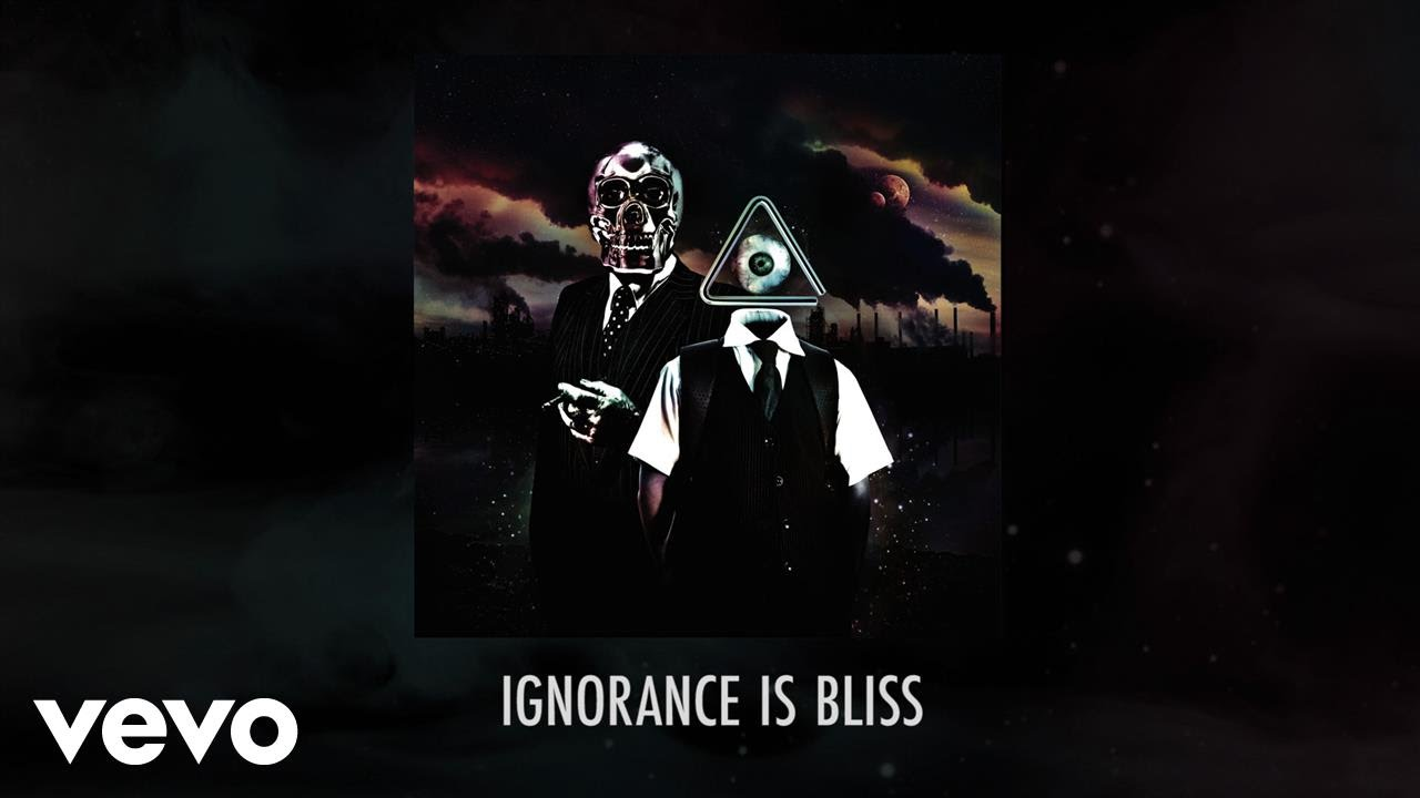 the ignorance of bliss I will retain forever a conscious vein of thought, a very specific moment in my very early adulthood, probably in my late teens, when i first felt an agony of ignorance.