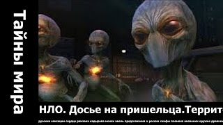 НЛО  Досье на пришельца Территория заблуждений.. ютуб нло предсказания о европе ютуб нло.