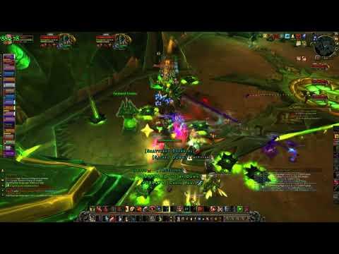 WoW: Legion - Antoran High Command (Heroic), Antorus: The Burning Throne