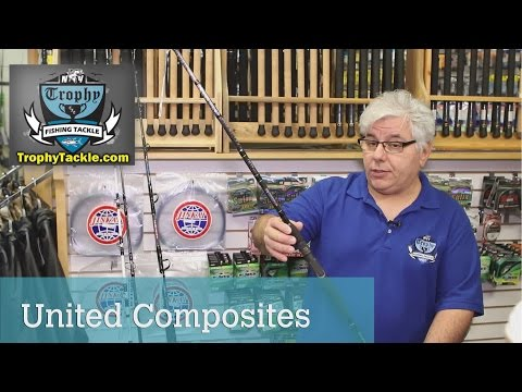 United Composites Fishing Rods Review