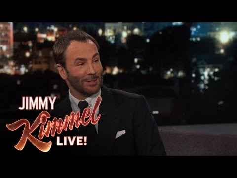 Tom Ford Talks Melania Trump, Nocturnal Animals, And More | The View clip