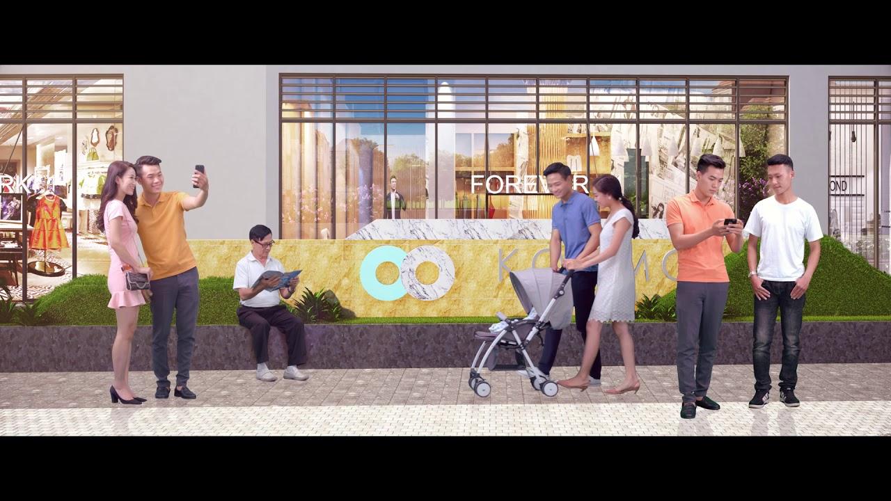 TVC dự án Bất động sản KOSMO Tây Hồ