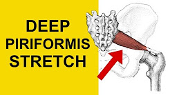 DEEP Piriformis Syndrome Stretch - Sciatica Pain Relief