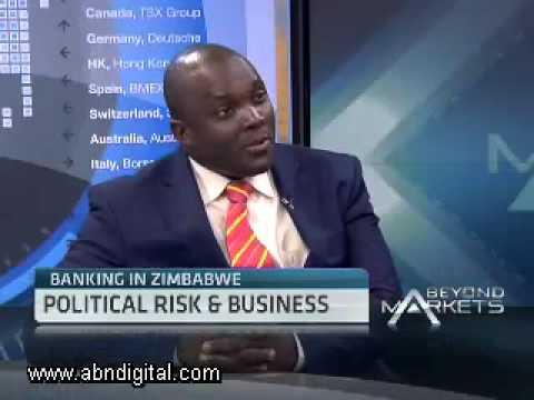 Banking in Zimbabwe with Donaldson Mandishora