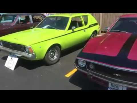 AMC Cars At Psycho Suzis Car Show In Minneapolis YouTube - Minneapolis muscle car show