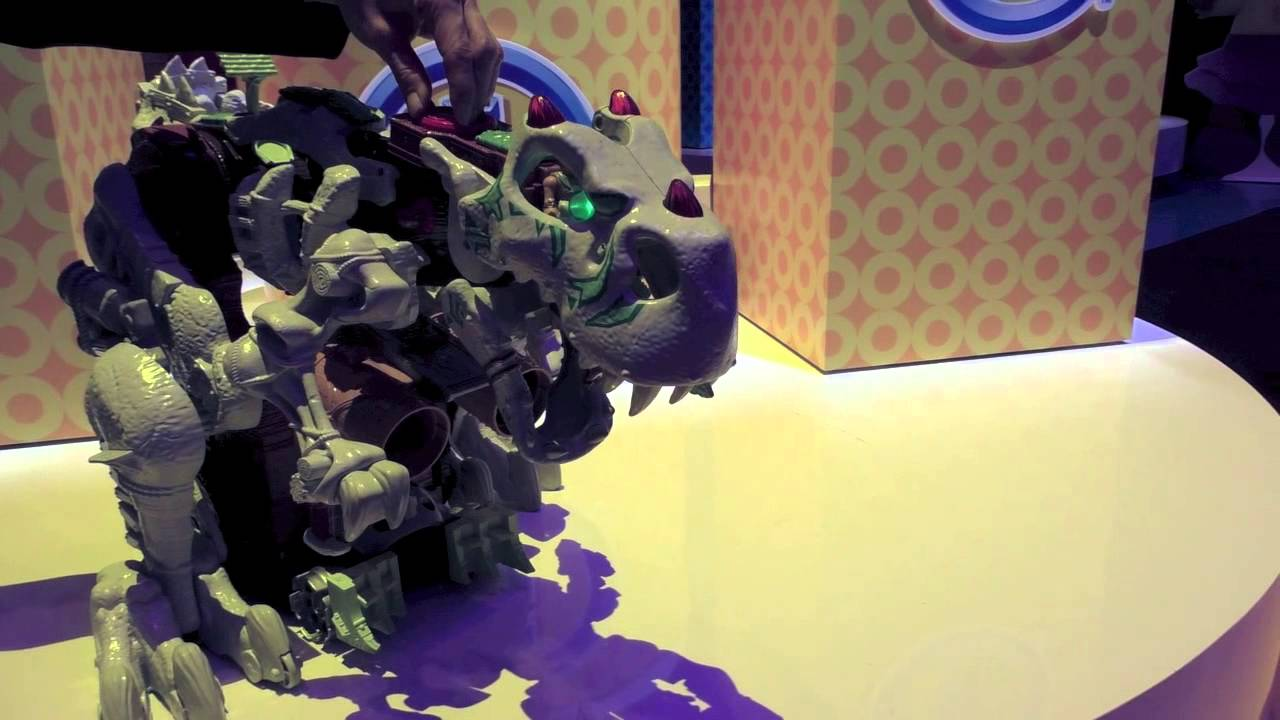 imaginext ultra t rex instructions