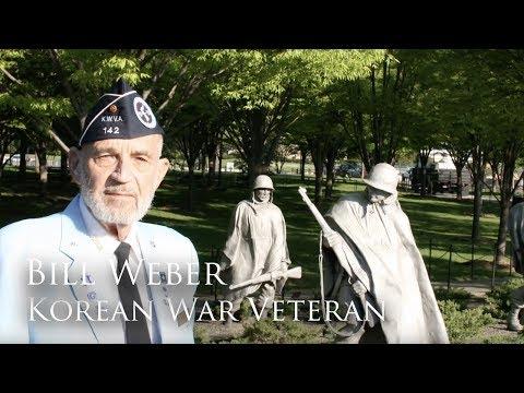Profiles in Valor: Colonel Bill Weber, Remembering the Forgotten War