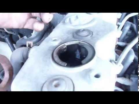 VW LT 2.8td engine