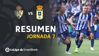 Resumen de SD Ponferradina vs Real Oviedo (2-1)