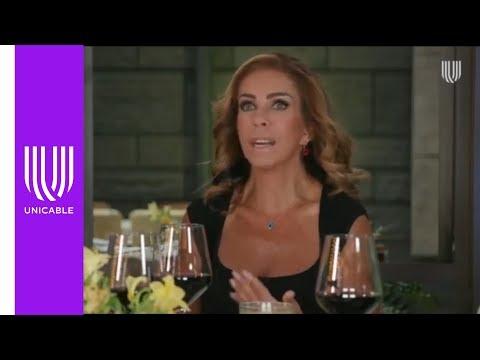 Rocío Sánchez Azuara habla del altercado que tuvo con Laura Bozzo | Con Permiso - Unicable