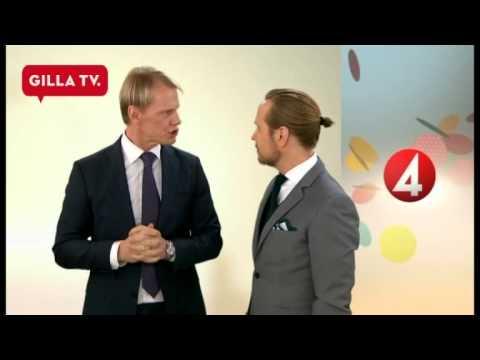 9 märkligaste ögonblicken i Hallå-studion