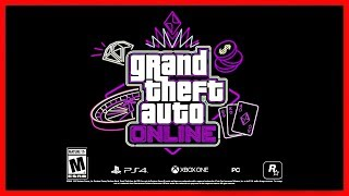 *АНОНС DLC!* / ТИЗЕР ОБНОВЛЕНИЯ «КАЗИНО» для GTA 5 Online!