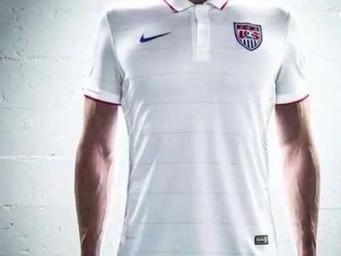 USA World Cup Jersey 2014  U.S. Soccer Kit