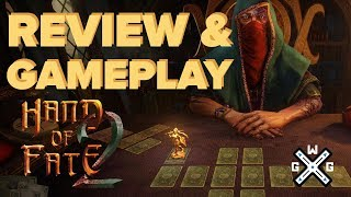 Hand of Fate 2 - Preview and Gameplay (PC)