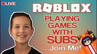 GOING TO UNIVERSAL STUDIOS In ROBLOX With SUBS... Join Me!