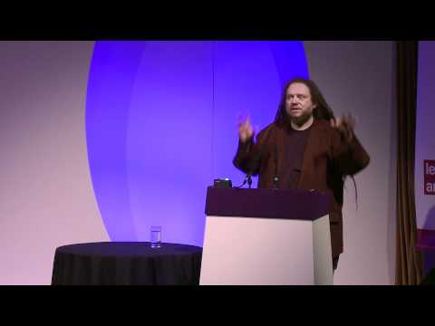 Learning Technologies 2012 - Jaron Lanier - The rise of post-human machine intelligence?