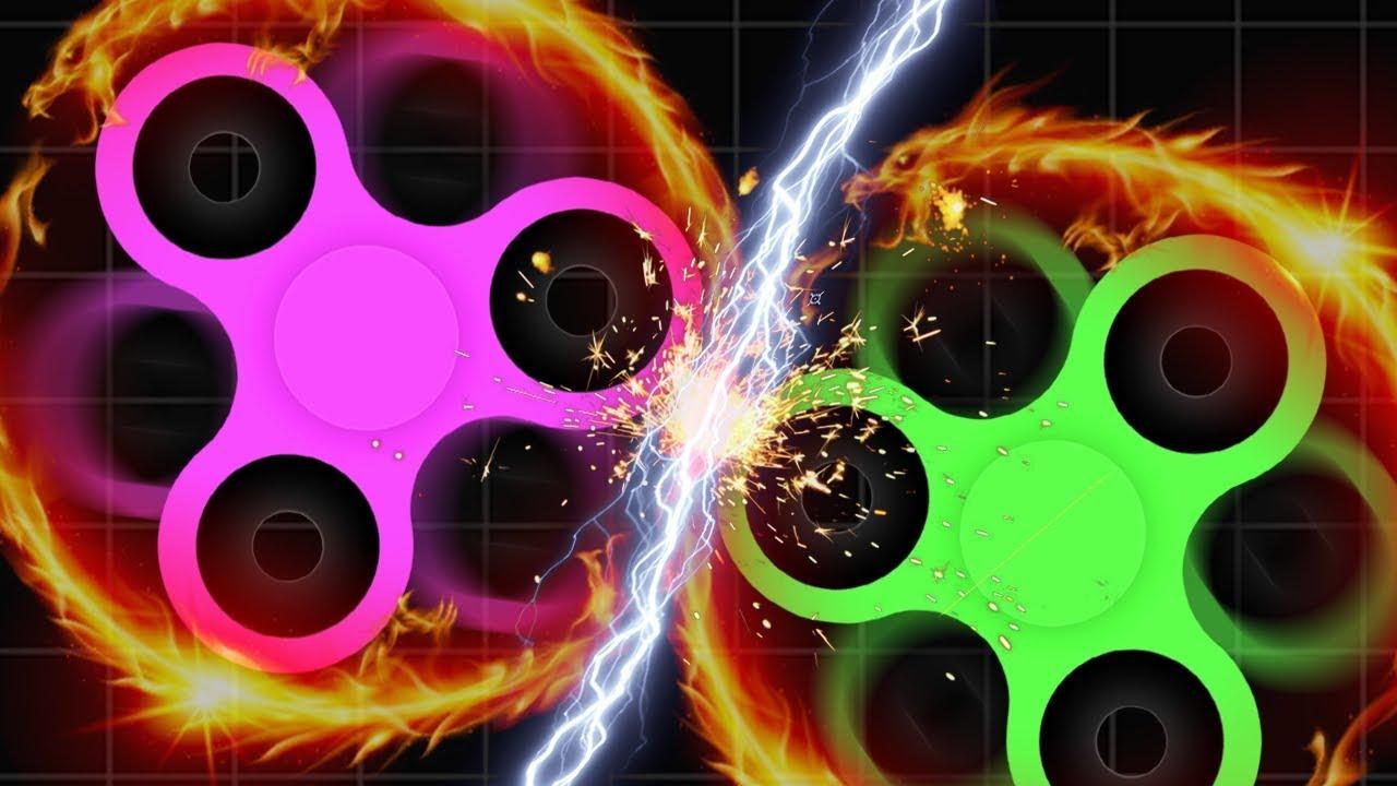 【DE JuN】Fisp.io - 全新指尖陀螺遊戲※特效再進化!! | Doovi