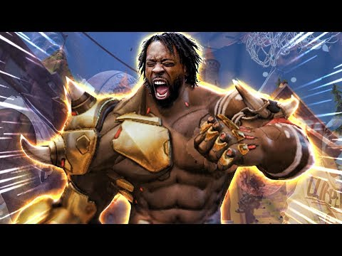 That's What We Call a Doomfist SLAM DUNK! - Overwatch Funny Moments & Best Plays 47