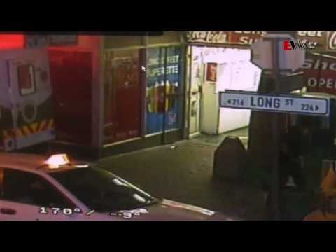 Cape Town crime caught on camera