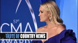 Carrie Underwood Talks About Gruesome Facial Injuries