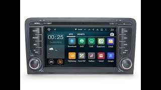 7'' Android Car DVD GPS Multimedia for Audi A3 S3 RS3 2003-2011 Autoradio GPS Car Audio System