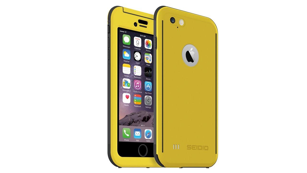innovative design 311f3 bb0f7 Seidio OBEX Case for the iPhone 6 Plus