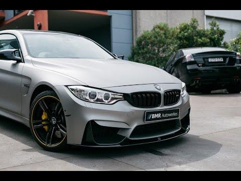 BMW M4 Titanium IPE Exhaust