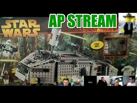 54th Lego Saturday Night Live Stream - Asia Pacific 10th September 2016