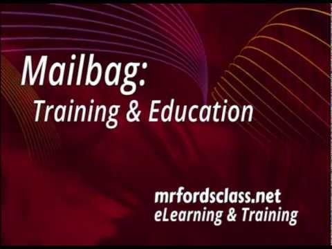 Mailbag: The Importance of Continuing Education and Training