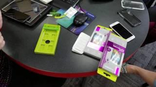 Puregear HD glass iPhone screen protector