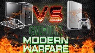 [Console Players VS PC Players] Modern Warfare 2019