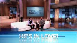 STEVE HARVEY - Can friends be lovers?
