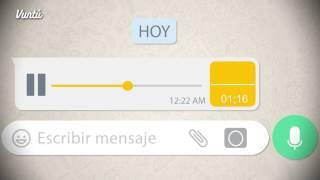 El escalofriante audio de WhatsApp que todos deben escuchar