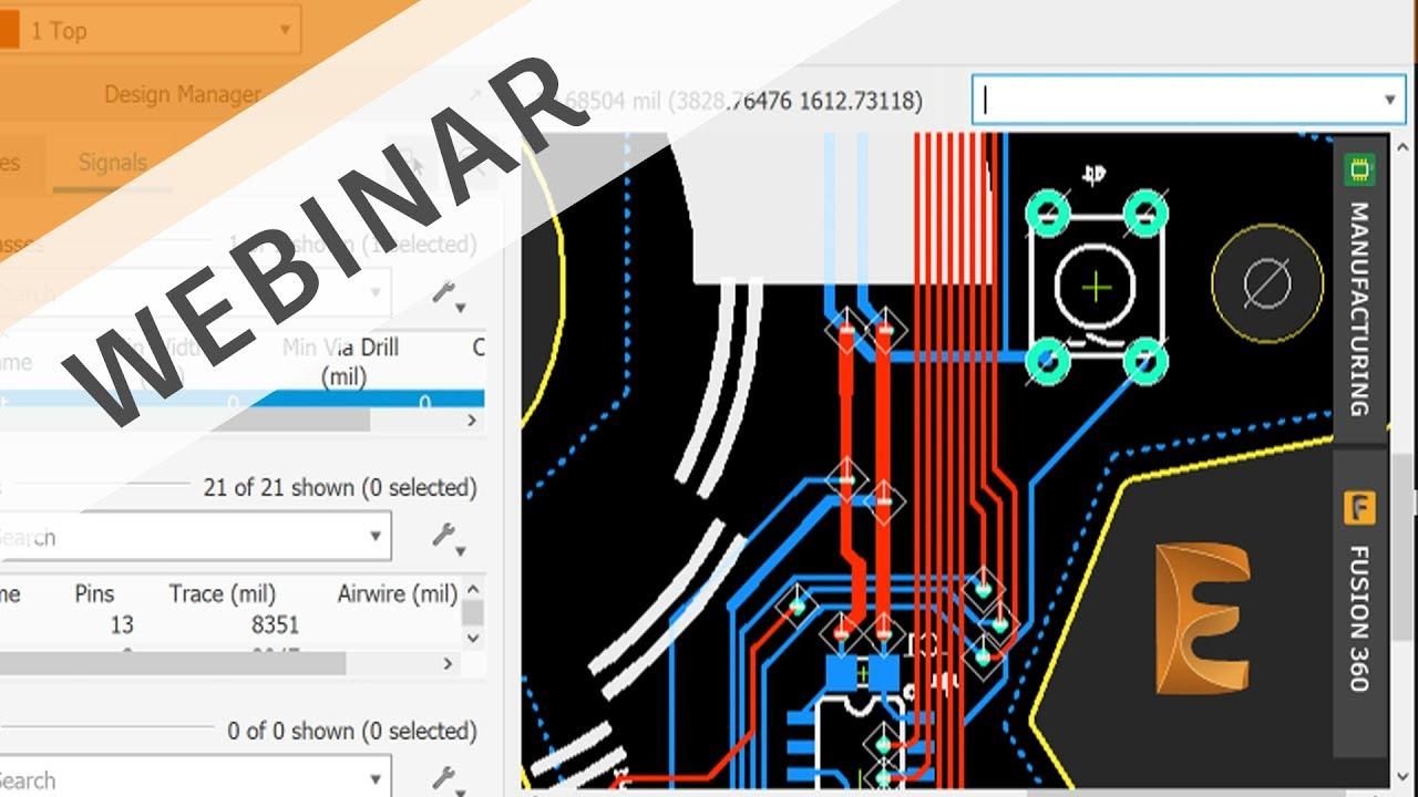Autodesk Eagle 9 Manual