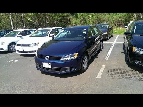 2014 Volkswagen Jetta S Walkaround & Full Tour