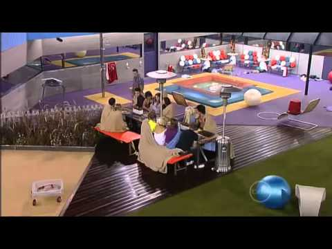 Big Brother Australia 2008 - Day 2 - Daily Show / Snap Eviction #1