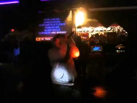 Karaoke beds are burning