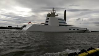 Superyacht A